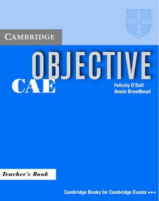 Objective Advanced Teachers Book