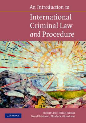 An introduction to international criminal law and procedure /