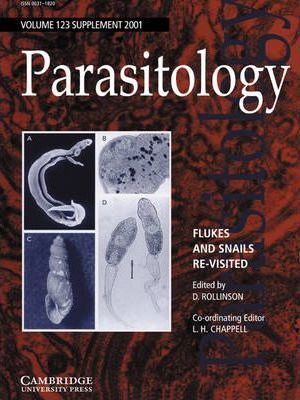 Parasitology: Flukes and Snails Revisited Series Number 123