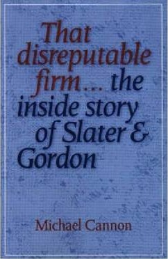 That Disreputable Firm