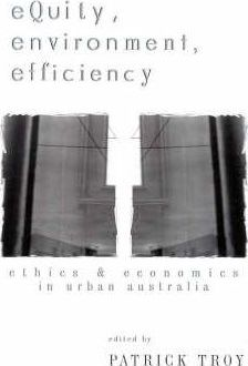 Equity, Environment, Efficiency
