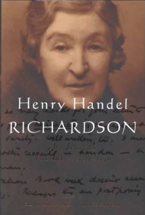 Henry Handel Richardson: the Letters: 1934-1946 Volume 3