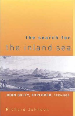 The Search For The Inland Sea