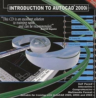 Introduction to Autocad 2000i: Student Edition CD-Rom Jewelcase