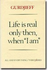Life Is Real Only Then, When I Am