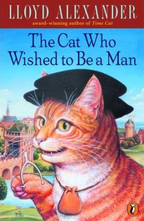 Alexander Lloyd : Cat Who Wished to be A Man (Hbk)