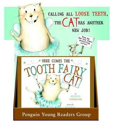 Here Comes Tooth Fairy Cat 6-Copy CD W/ Riser