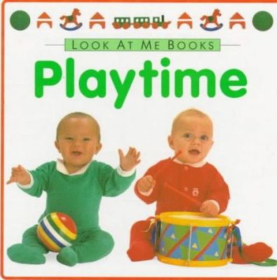 Shott Stephen : Look at ME Books: Playtime (Hbk)