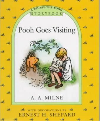 Milne & Shepard : Pooh Goes Visiting(Mini)