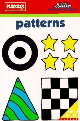 Color 'n Contrast: Patterns Board Book
