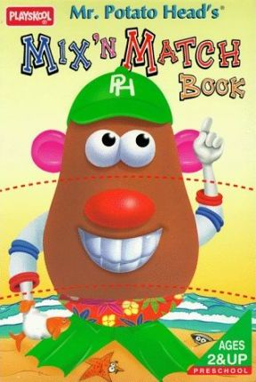Mr. Potato Head's Mix and Match Book
