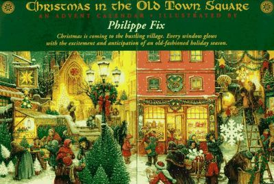 Christmas in the Old Town Square