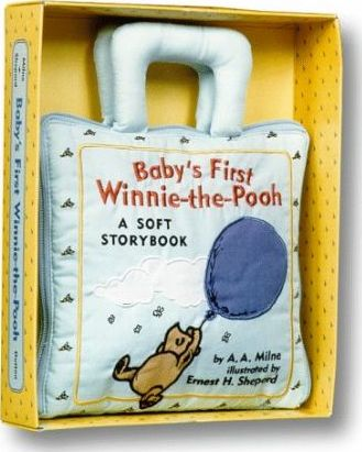 Baby's First Winnie-The-Pooh, a Soft Storybook