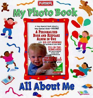 My Photo Book All about Me