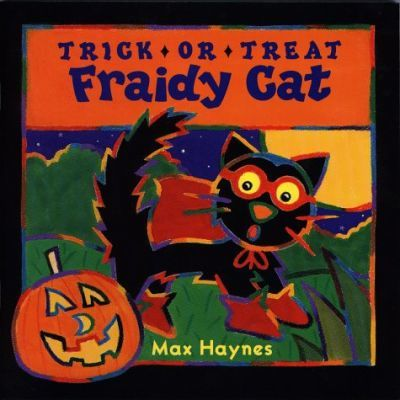 Trick-or-Treat Fraidy Cat