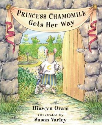 Princess Chamomile Gets Her Way