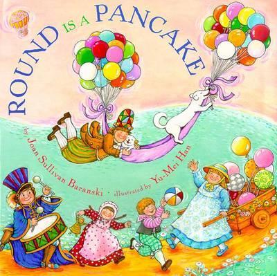 Round is a Pancake