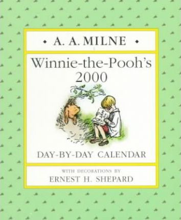 Winnie-The-Pooh's Day-By-Day Calendar 2000