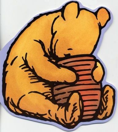 Pooh Giant Board Book