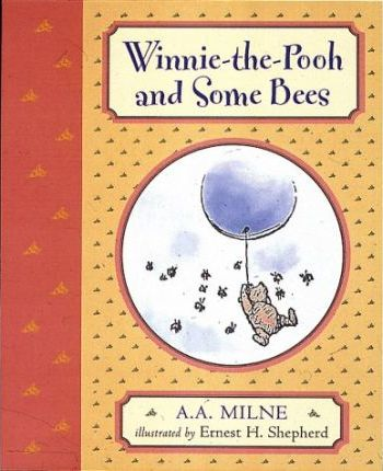 Winnie-The-Pooh and Some Bees, Deluxe Picture Book