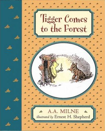 Tigger Comes to the Forest, Deluxe Picture Book