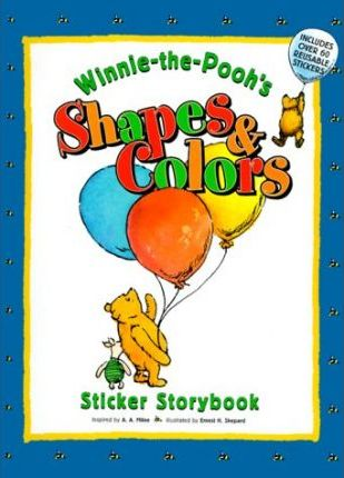 Winnie-The-Pooh's Shapes & Colors