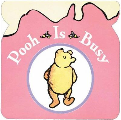 Pooh's Busy Day/Wtp Rattle Tote I
