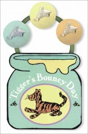 Tigger's Bouncy Day/Wtp Rattle Tote II