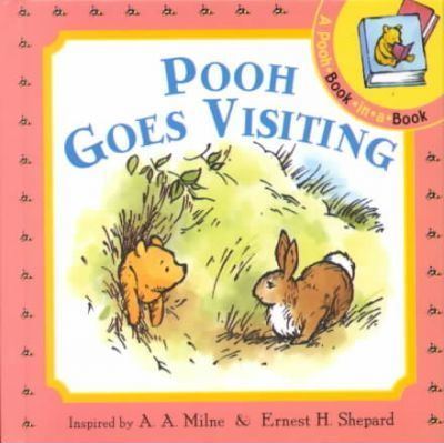 Book-In-A-Book/Pooh Goes Visiting