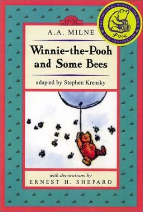 Winnie-The-Pooh and Some Bees/Wtp Easy-To-Read