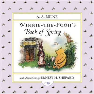 Winnie-The-Pooh's Book of Spring