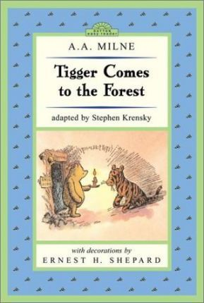 Tigger Comes to the Forest: Winnie-The-Pooh Easy-To-Read