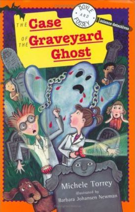 Case of the Graveyard Ghost: D