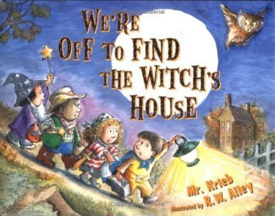 We'RE Off to Find the Witch'S