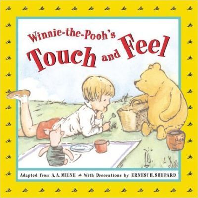 Winnie-The-Pooh's Touch and Feel
