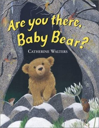 Are You There, Baby Bear? Board Book