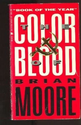Moore Brian : Color of Blood (Pbk)