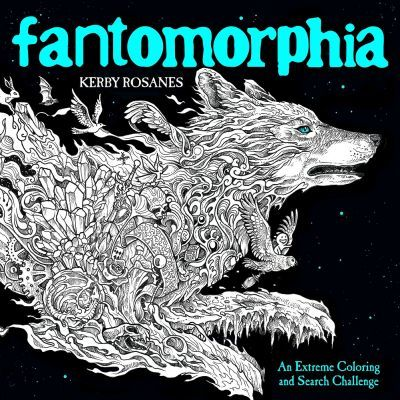 Fantomorphia An Extreme Coloring And Search Challenge