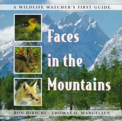 Faces in the Mountains