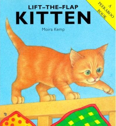 Lift-The-Flap Kitten
