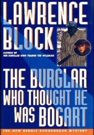 The Burglar Who Thought He Was Bogart Counter Display