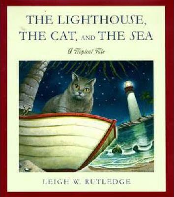 Lighthouse, the Cat & the Sea