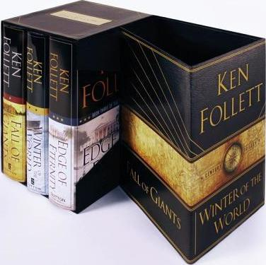 The Century Trilogy Hardcover Boxed Set