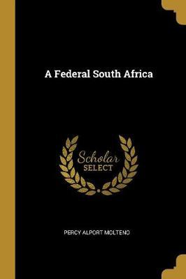 A Federal South Africa