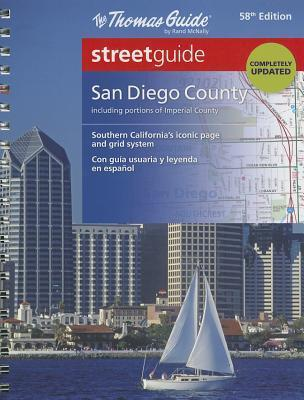 The Thomas Guide San Diego County Streetguide