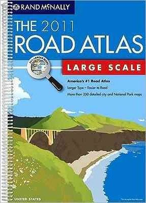 Large Scale Road Atlas