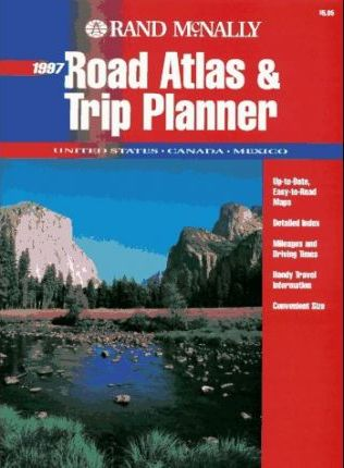 Road Atlas and Trip Planner 1997
