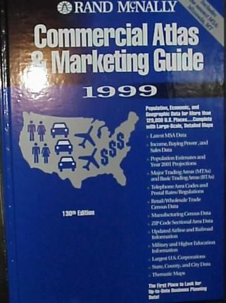 Commercial Atlas and Marketing Guide 1999: United States