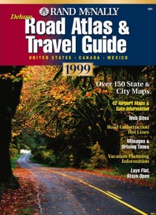 Road Atlas and Travel Guide 1999