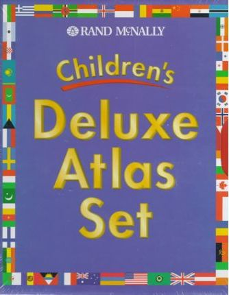 Children's Deluxe Atlas